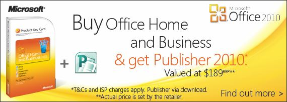 Buy office home and business and get publisher 2010 nar design - Buy office home and business ...