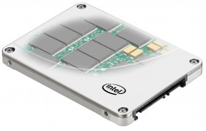 Intel SSD 320 Series x_ray