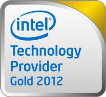 NAR Design Intel Gold Partner 2012