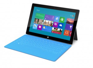 Microsoft Surface tablet to be released with Windows 8