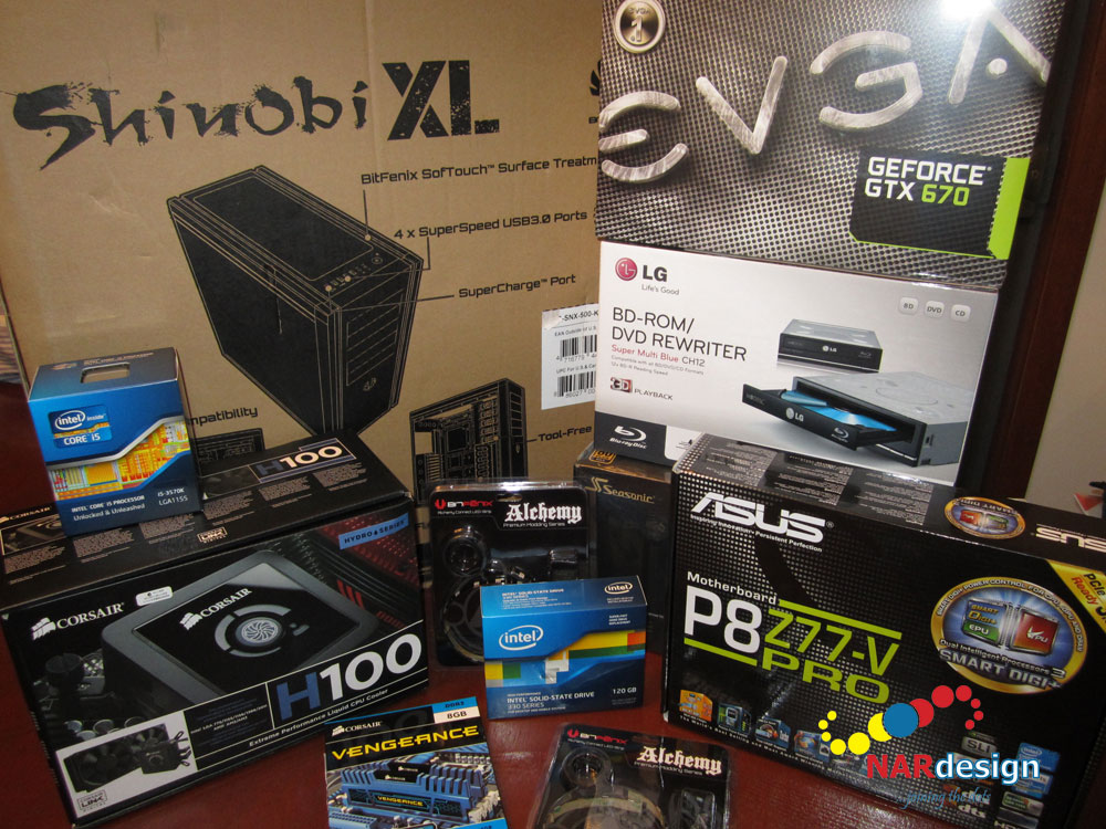 Build A Gaming Pc Power Supply