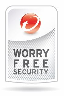 Trend Micro Worry Free Security provided by NAR Design