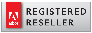Adobe Registered Reseller - buy your Adobe products from NAR Design