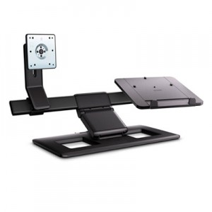 HP Display and Notebook Stand promo from NAR Design