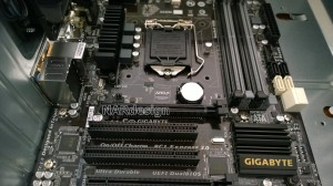 Custom build Gigabyte motherboard