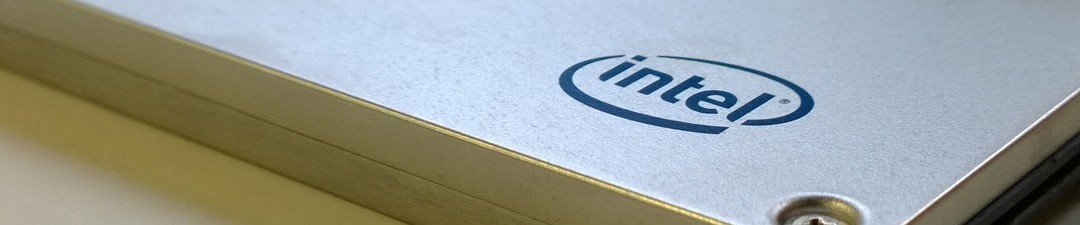 NAR Design Intel SSD closeup